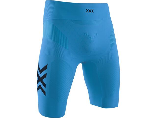 X-Bionic Twyce G2 Hardloop Shorts Heren, twyce blue/arctic white